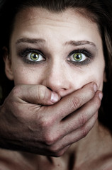 Fear of woman victim of domestic violence