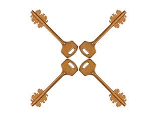 Key across