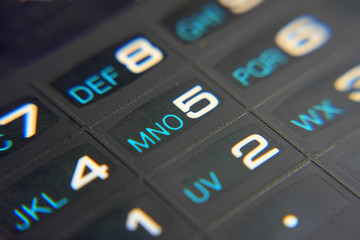 Numbers phone