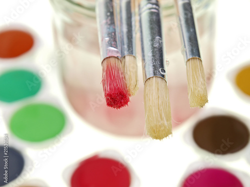 creative colors poster