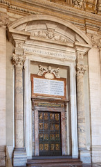 saint peter's basilica holy door