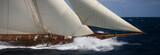 Fototapeta żagiel - jacht - Jacht