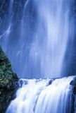 Multnomah Falls, Columbia Gorge, Oregon poster