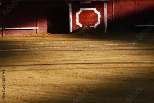 Staande foto Stierenvechten plaza de toros