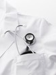 聴診器と白衣