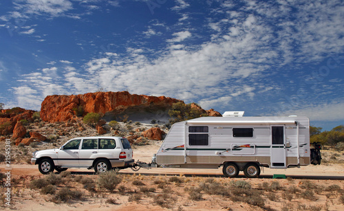 Outback Touring in Australia - 21545381