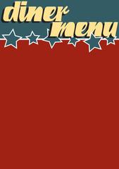 Americana Diner Menu