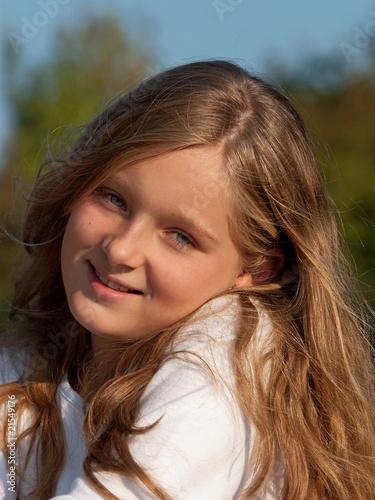 canvas print picture Kinderportrait
