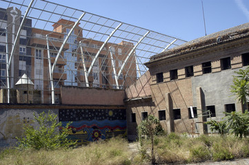 Prisión provincial de Granada antigua 4271