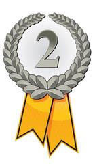 second prix - médaille d'argent