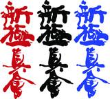 MARTIAL ARTS - KARATE SHINKYOKUSHINKAI poster