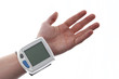 Computer LCD Monitor Blutdruckmessgerät