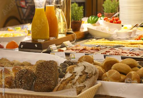 Frühstücksbuffet - 21577568