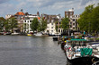 Holland, the Netherlands capital, Amsterdam