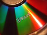 Backup-CD poster