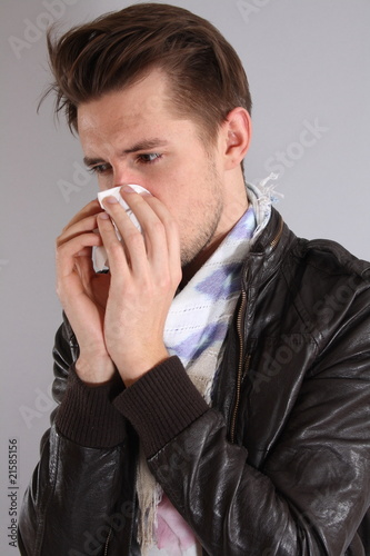 cold and sneeze