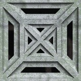 drain grate seamless texture.. poster