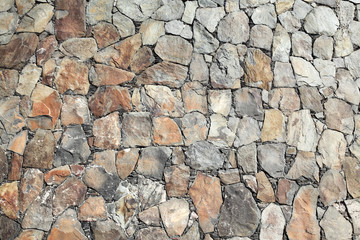 rock wall detail as a background