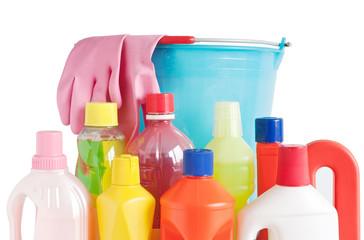 set per pulizia domestica