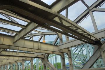 Gründerzeit Brücke Detail