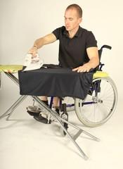 handicap repassage