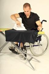 tache ménagère handicap