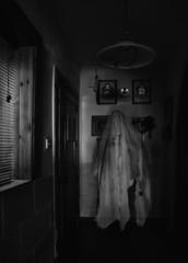 Ghost in Corridor