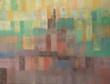 Leinwandbild Motiv peinture à l'huile