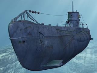 U 99 - U-Boot aus dem 2. Weltkrieg