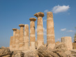 Doric Temple In Agrigento