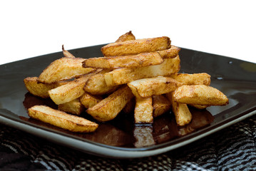 Home Cooked Chips or Fries.