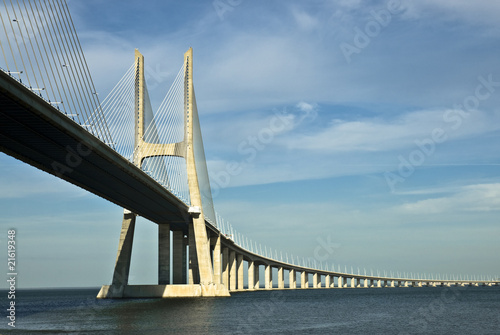Vasco da Gama bridge - 21619348