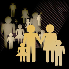 Gruppo famigliare
