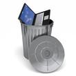 Trashing Computer