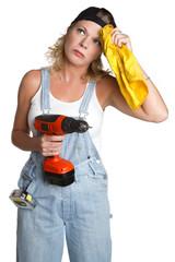 Handyman Woman