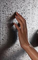 sexy women's hand