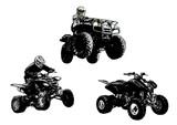 motorsport trio