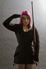 Goth soldier