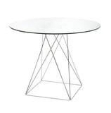 minimal table poster