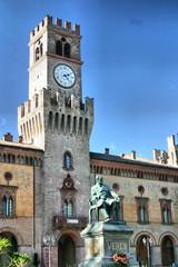 Giuseppe Verdi in piazza