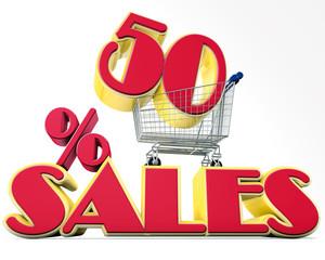 sales 50 x 100