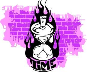 Graffiti - Time end Flames.Time end Flames.