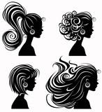 Fototapety Hairstyles