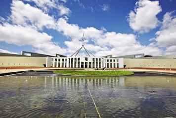 parliament in canberra australia
