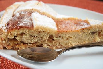 Slice of pastiera