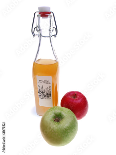 apple vinegar - 21675521