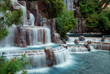Waterfall mountain, Las Vegas