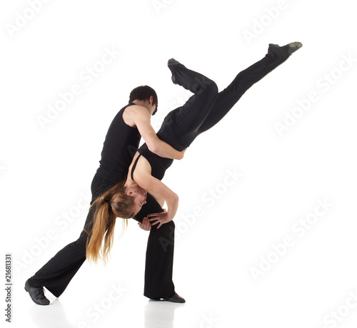 Modern Jazz dancer