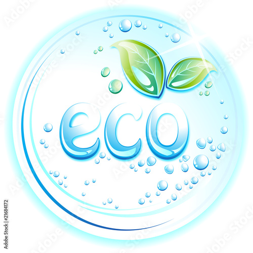 water ecologic logo