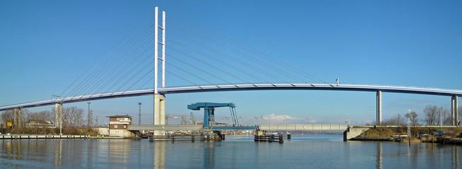 Rügenbrücke - Panorama